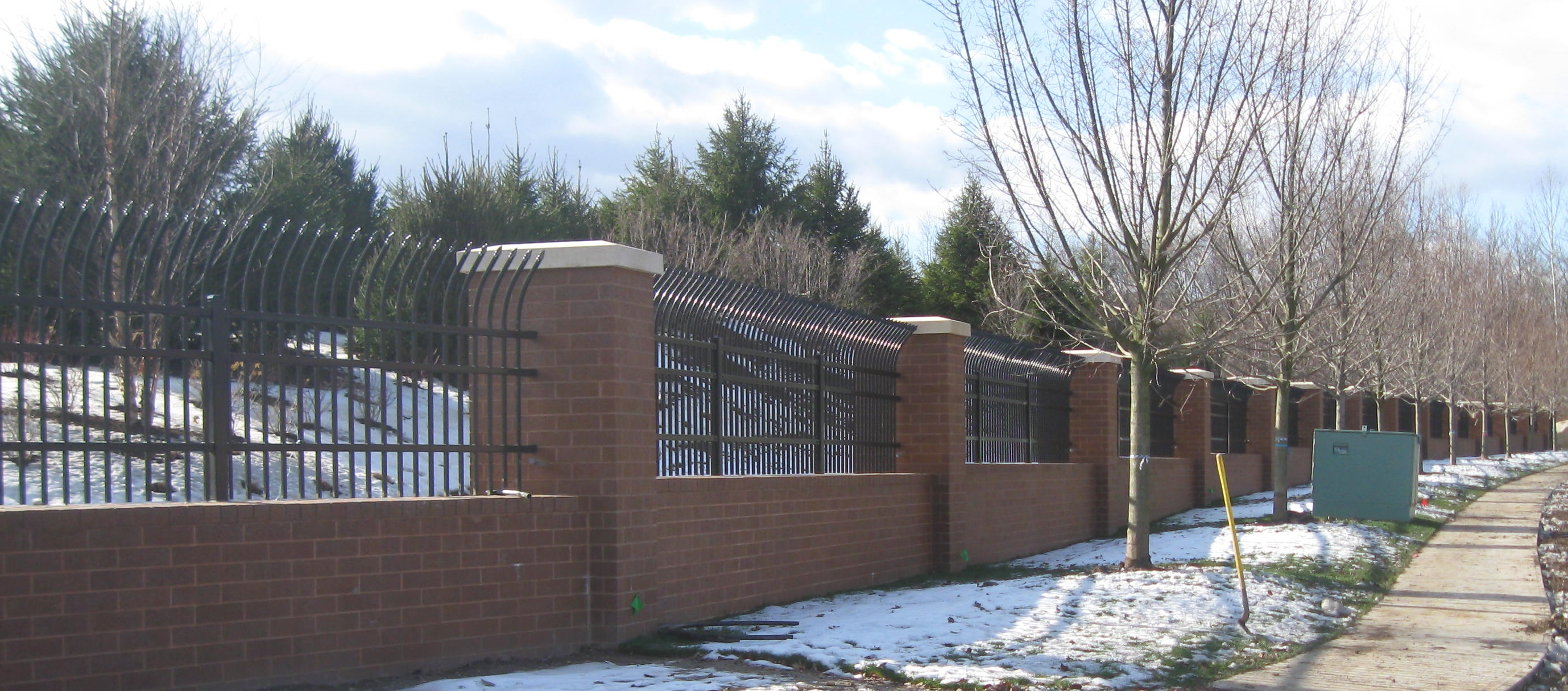 Residential Commercial Amp Industrial Fencing By Statewide